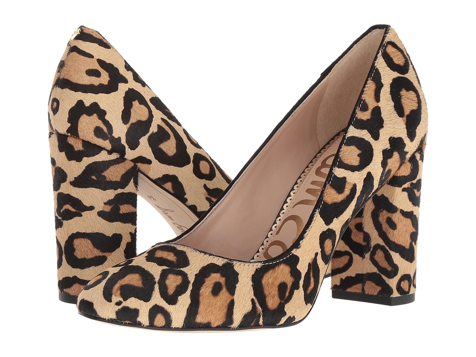 Sam Edelman Stillson (New Nude Leopard Leopard Brahma Hair) Women's Shoes