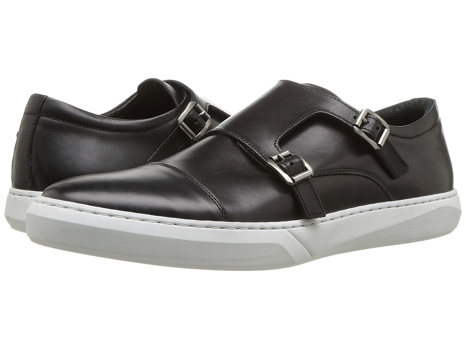 Kenneth Cole New York - Whyle Sneaker (Black) Mens Slip on  Shoes