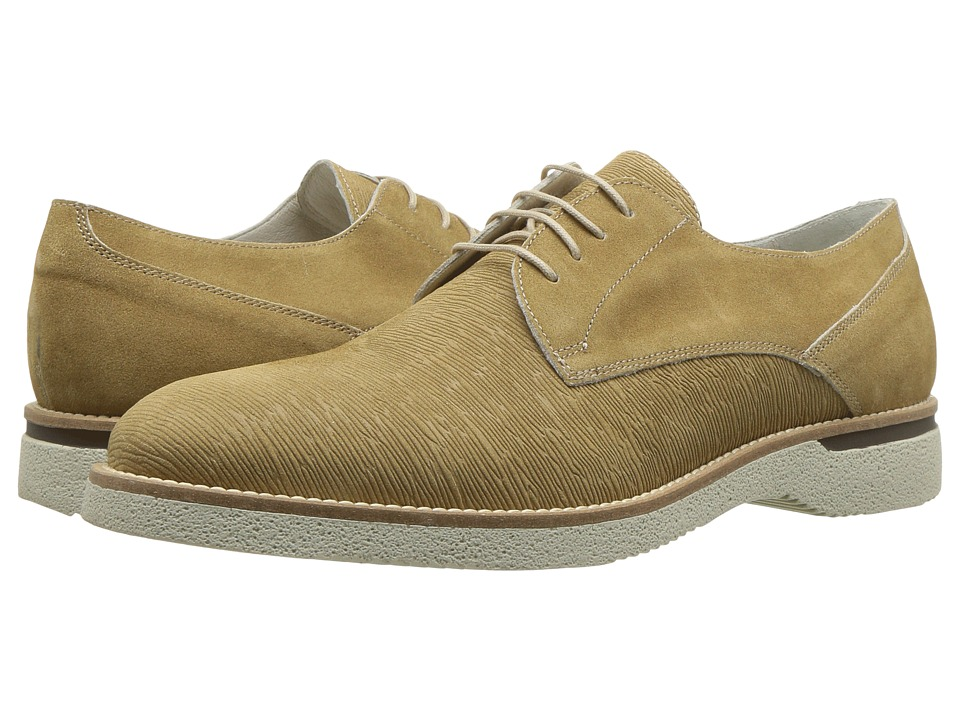 Kenneth Cole New York - Douglas Lace-Up (Sand) Mens Lace up casual Shoes