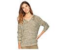 Roxy Roxy Military Tones V-Neck Sweater
