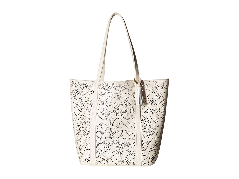 Lucky Brand Brio Tote Milk Misty Rose Handbags