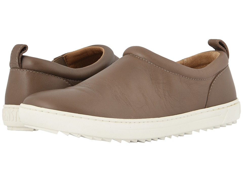 Birkenstock Rena (Taupe Leather) Women's Shoes