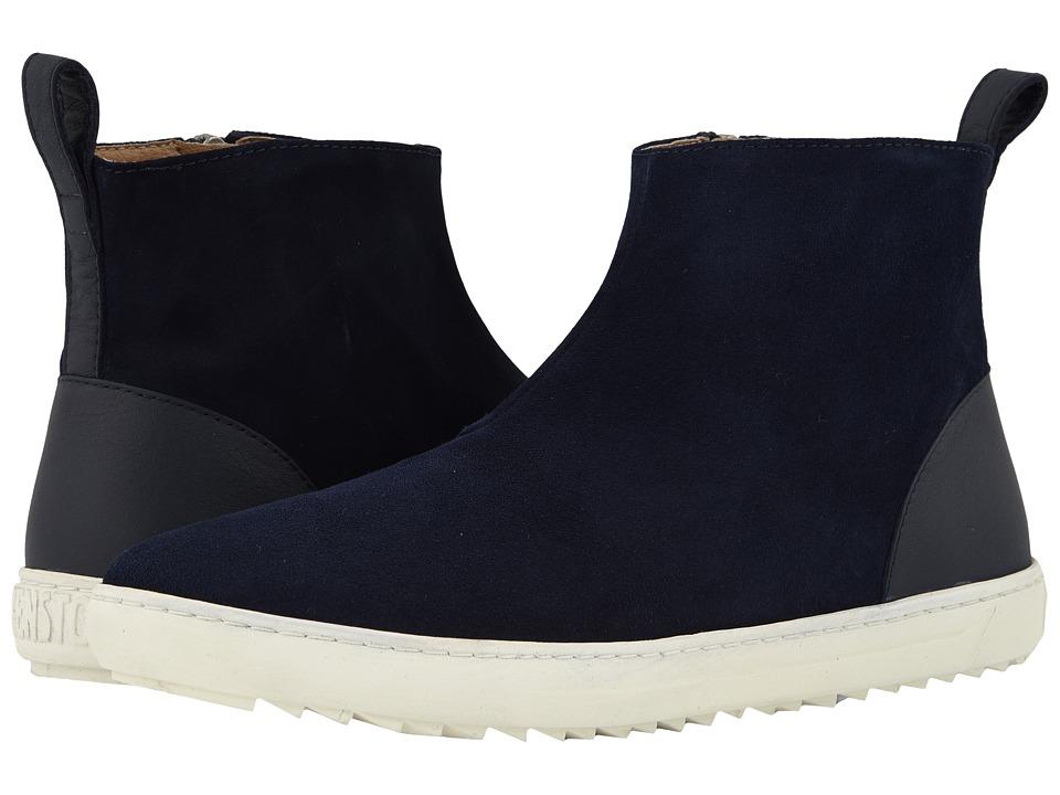 Birkenstock Myra (Navy Suede) Women's Shoes