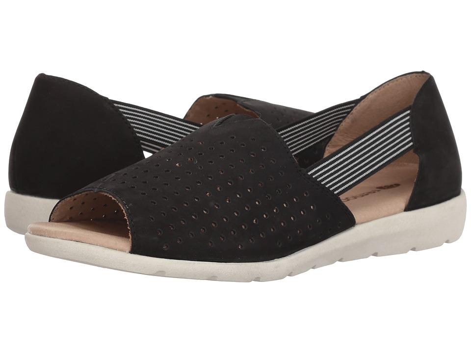 Rieker D1923 Malea 23 (Schwarz/Schwarz/Weiss) Women's Shoes
