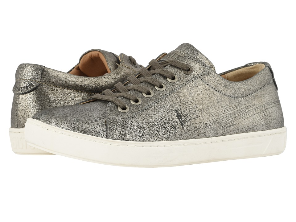 Birkenstock Arran (Metallic Silver Leather) Women's Shoes