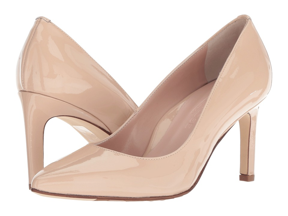Taryn Rose Gabriela (Nude Patent) Women's Shoes