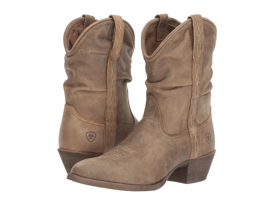 Ariat Reina (Brown Bomber) Women's Cowboy Boots