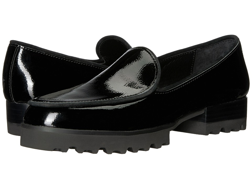 Donald J Pliner Elen (Black Patent) Women's Shoes