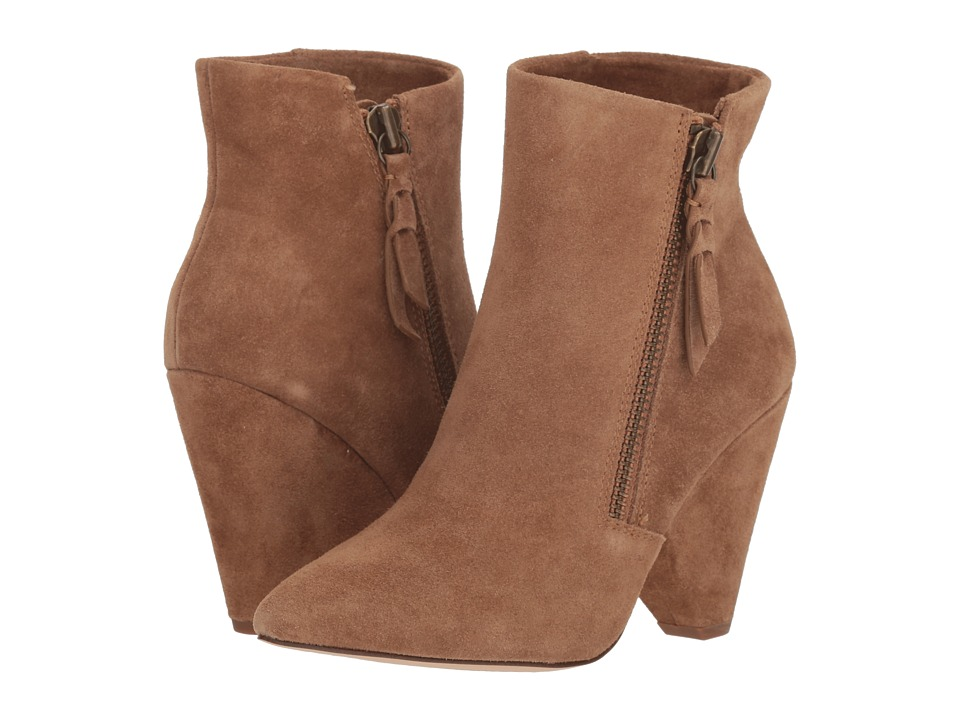 Splendid Neva (Light Oak Suede) Women's Shoes