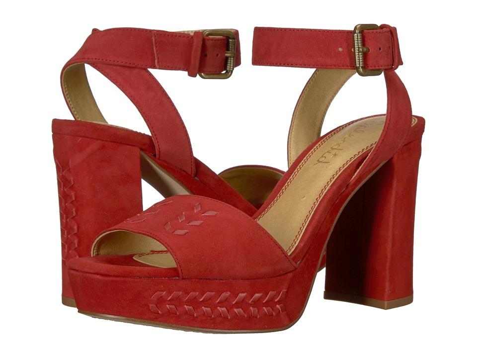 Splendid Neesha (Sequoia Red) Women's Shoes