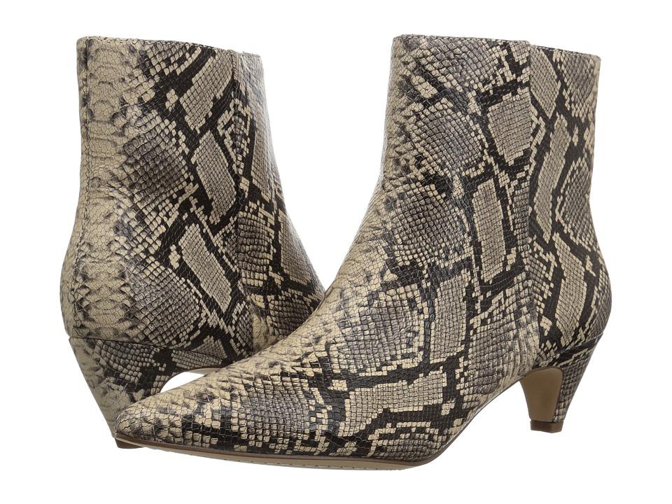 Splendid Nettie (Natural Snake) Women's Shoes