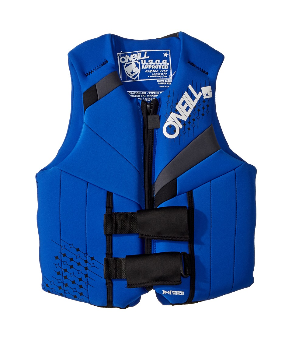 O'Neill Kids - Teen USCG Vest (Big Kids) (Pacific/Coal/Bl...