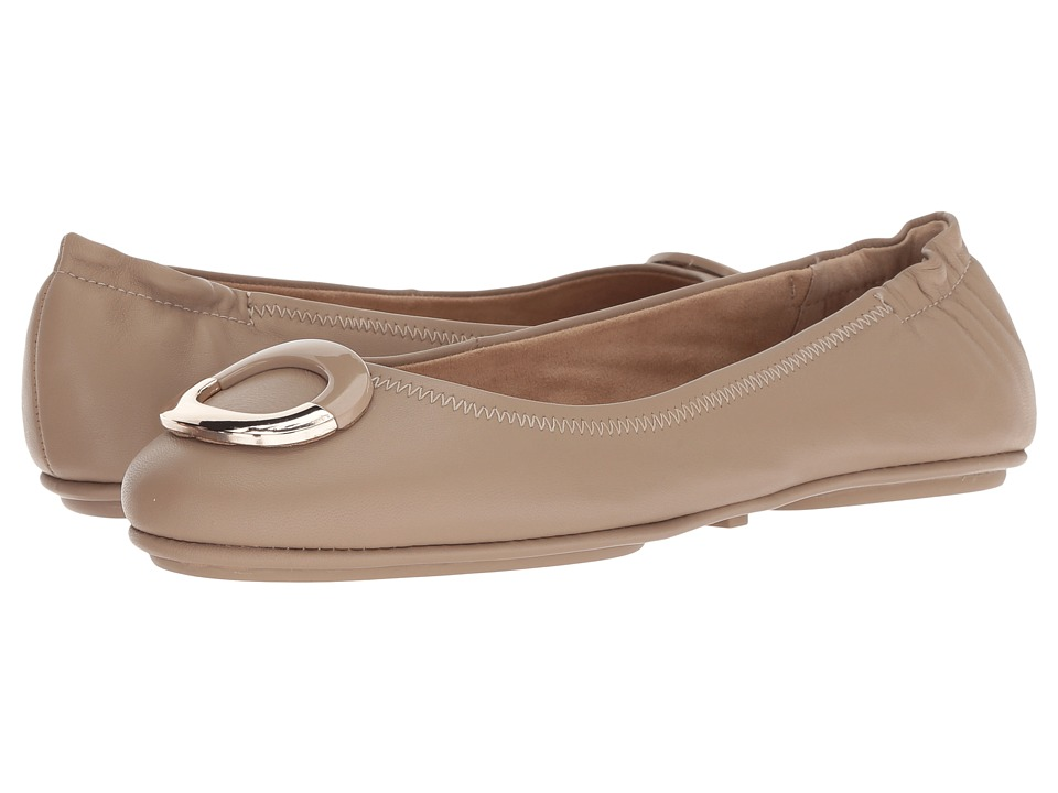 Bandolino Fanciful (Light Natural Leather) Flats