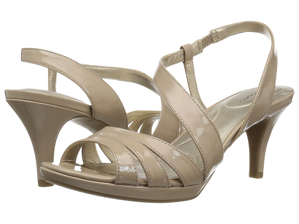 Bandolino Kadshe (Light Natural Sythetic) Women's Dress Sandals
