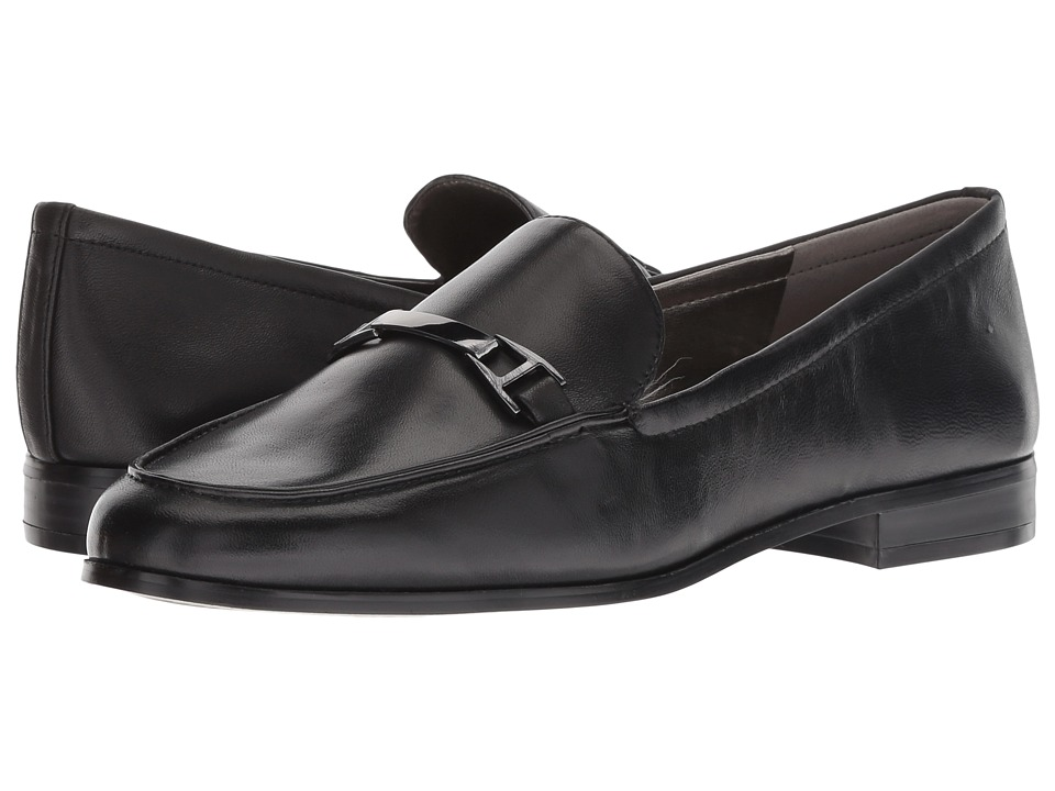 Bandolino Lapenta (Black Leather) Women's Shoes