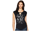 Rock and Roll Cowgirl Short Sleeve Tee 49T7467