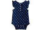 Splendid Littles Always Indigo Bodysuit with Star Print (Infant)