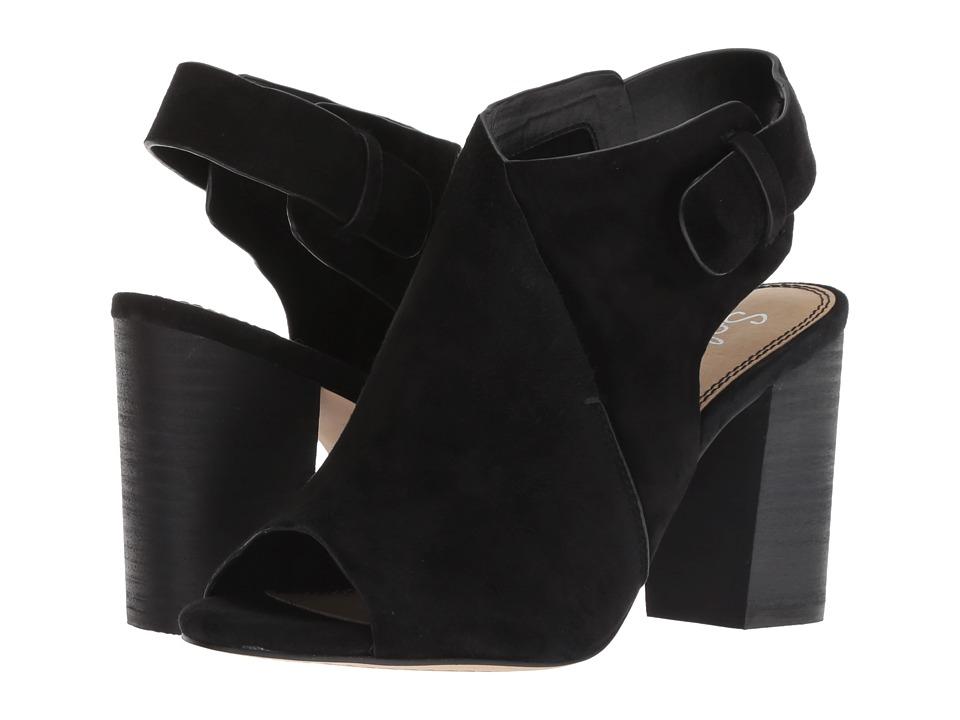 Splendid Nikolai (Black) Women's Shoes
