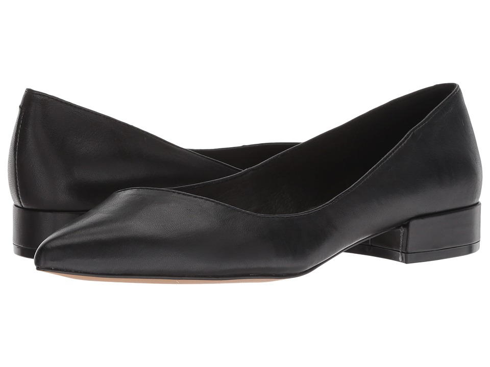 Kenneth Cole New York Ames (Black Leather) Women's Shoes