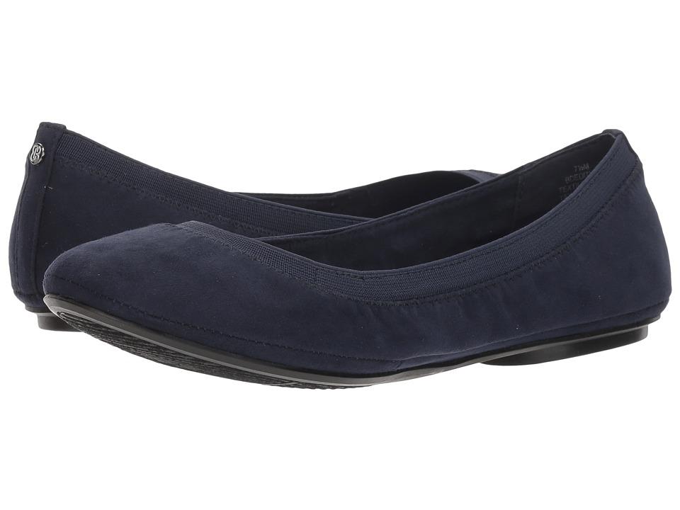 Bandolino Edition (Navy Combo Fabric) Flats