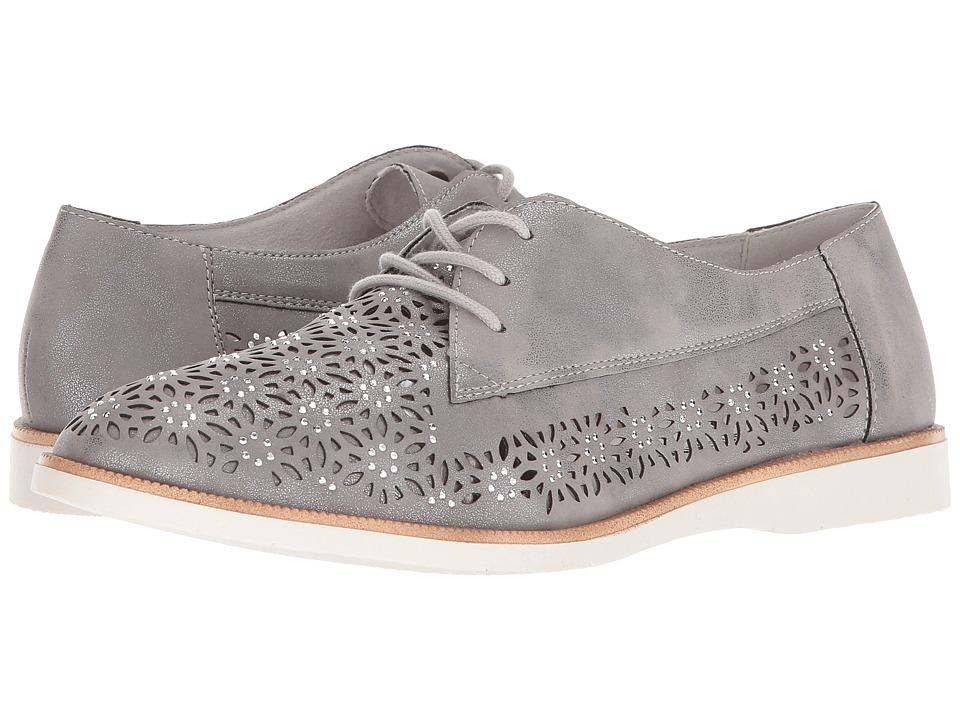 Rieker R0404 Kennya 04 (Steel) Women's Shoes