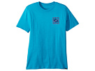 Quiksilver Kids Saved By The Swell Tee (Big Kids)