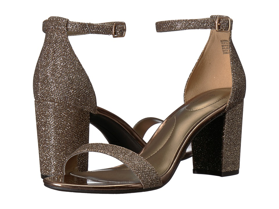 Bandolino Armory (Bronze Fabric) Sandals