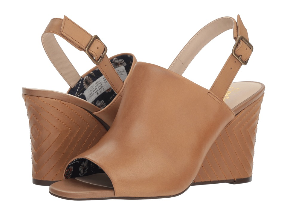 Seychelles Abyssal (Tan Leather) Women's Shoes