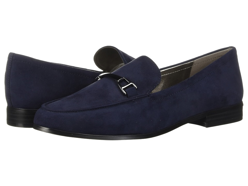 Bandolino Lapenta (Navy Fabric) Women's Shoes