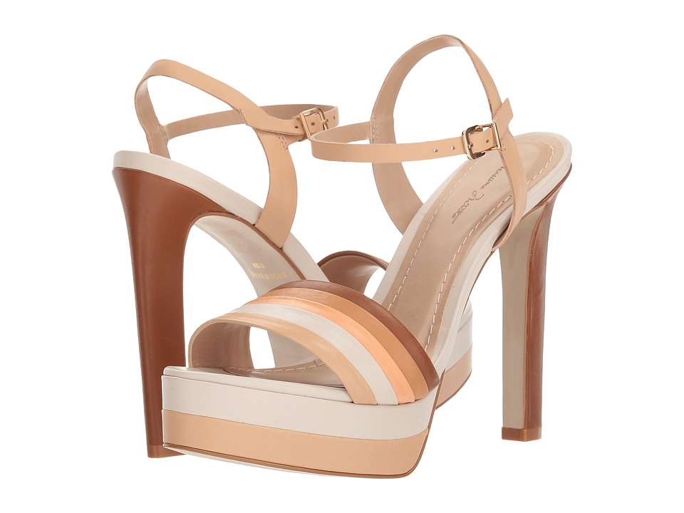 Massimo Matteo - Rita (Crema) High Heels