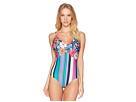 Mary Katrantzou Maillot One-Piece Swimsuit