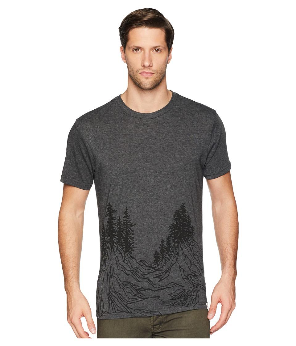 tentree - Foxglove T-Shirt (Phantom 1) Mens Clothing