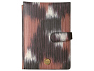Lodis Accessories Boho Passport Wallet with Ticket Flap