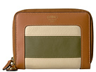 Lodis Accessories Laguna Rugby Laney Continental Double Zip Wallet