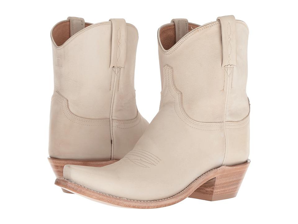 Lucchese Gaby (Cream Calf) Women's Cowboy Boots