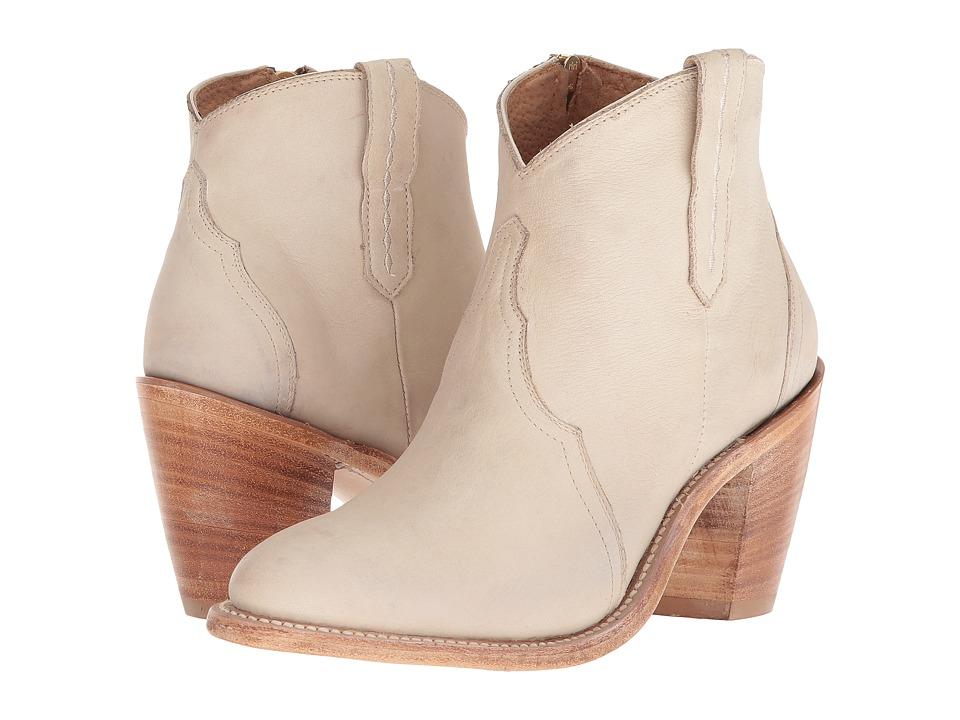 Lucchese Gigi (Cream Calf) Women's Cowboy Boots