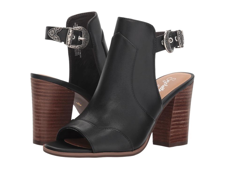 Seychelles Ecosystem Bootie (Black Burnished Nubuck) Women's Shoes