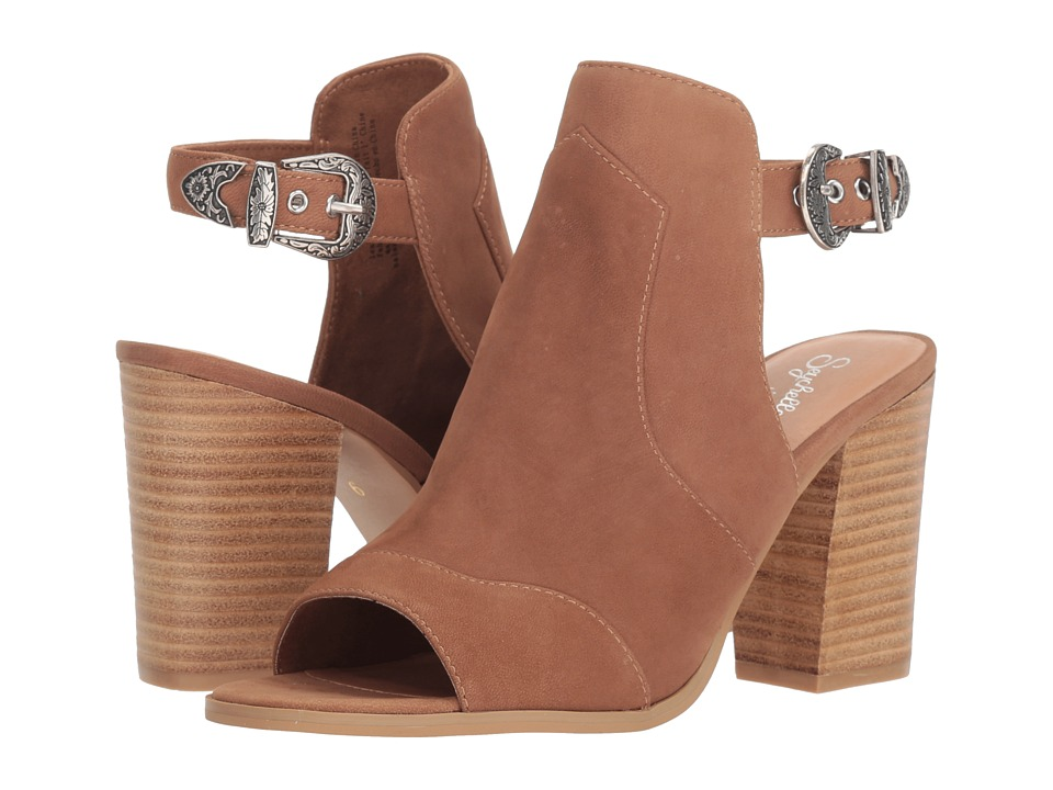Seychelles Ecosystem Bootie (Tan Burnished Nubuck) Women's Shoes