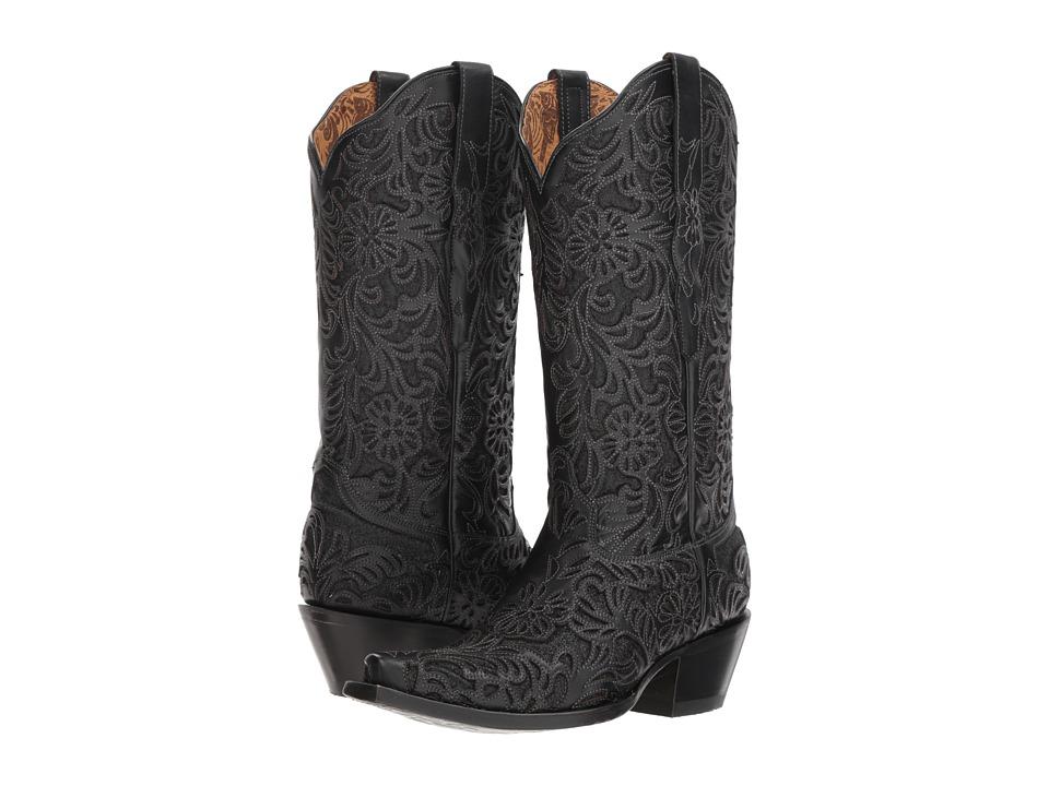Corral Boots G1417 (Black) Women's Cowboy Boots