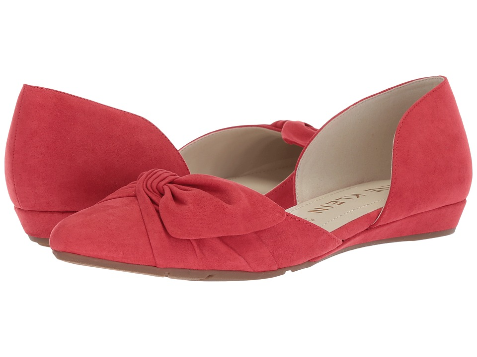 Anne Klein - Bette (Coral) Womens Flat Shoes