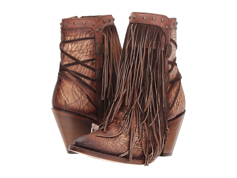 Corral Boots C3349 (Sanded Tobacco)