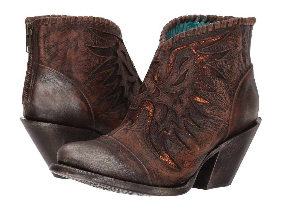 Corral Boots - Z0031 (Brown) Womens Boots