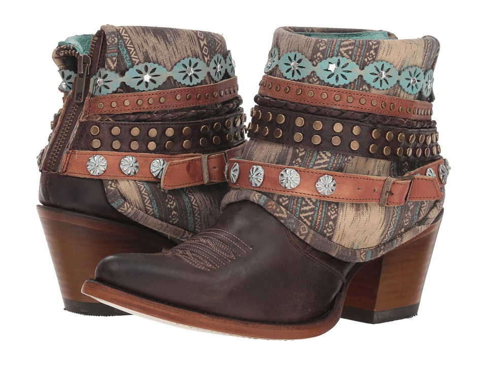 Corral Boots E1387 (Brown)