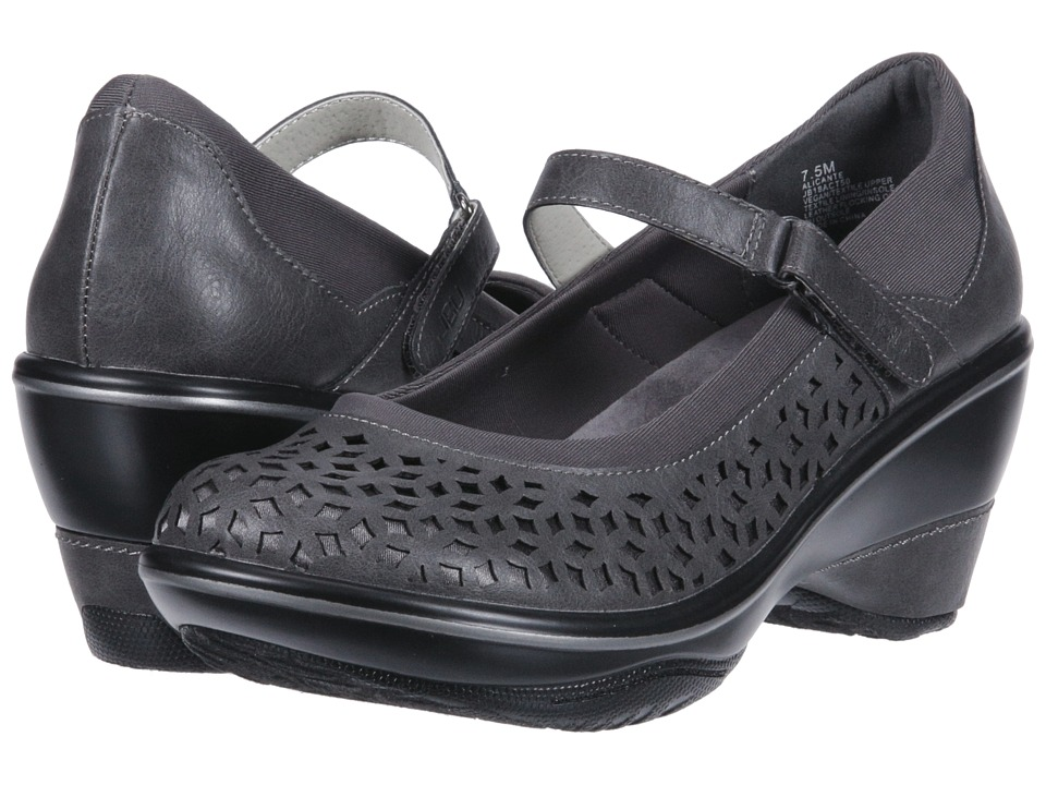 JBU Alicante (Charcoal) Slip-On Shoes