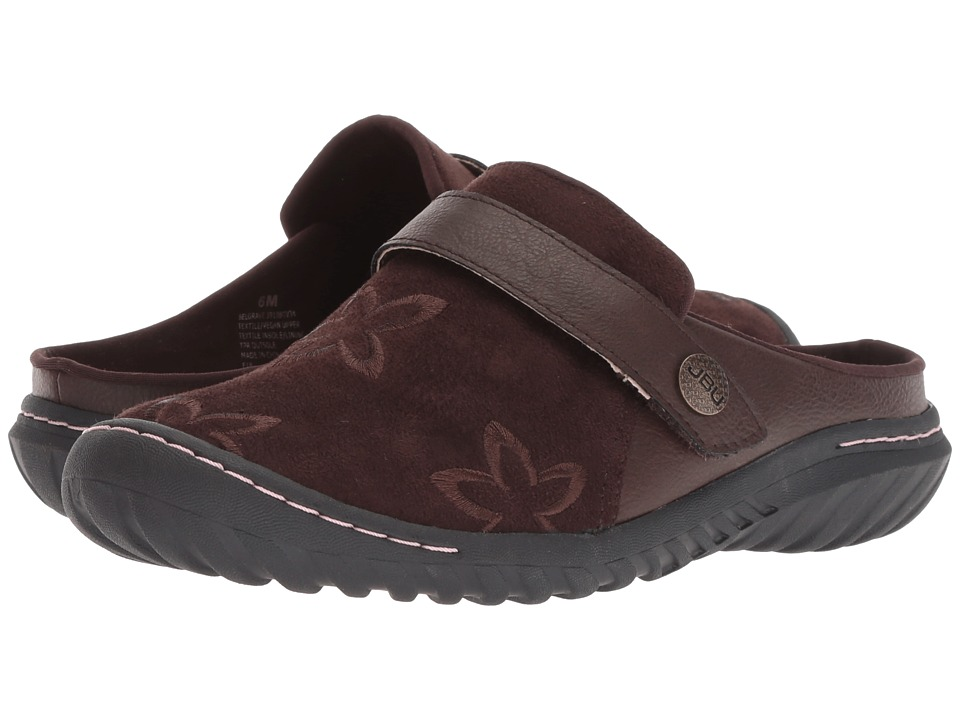 JBU Belgrave (Brown) Women's Shoes