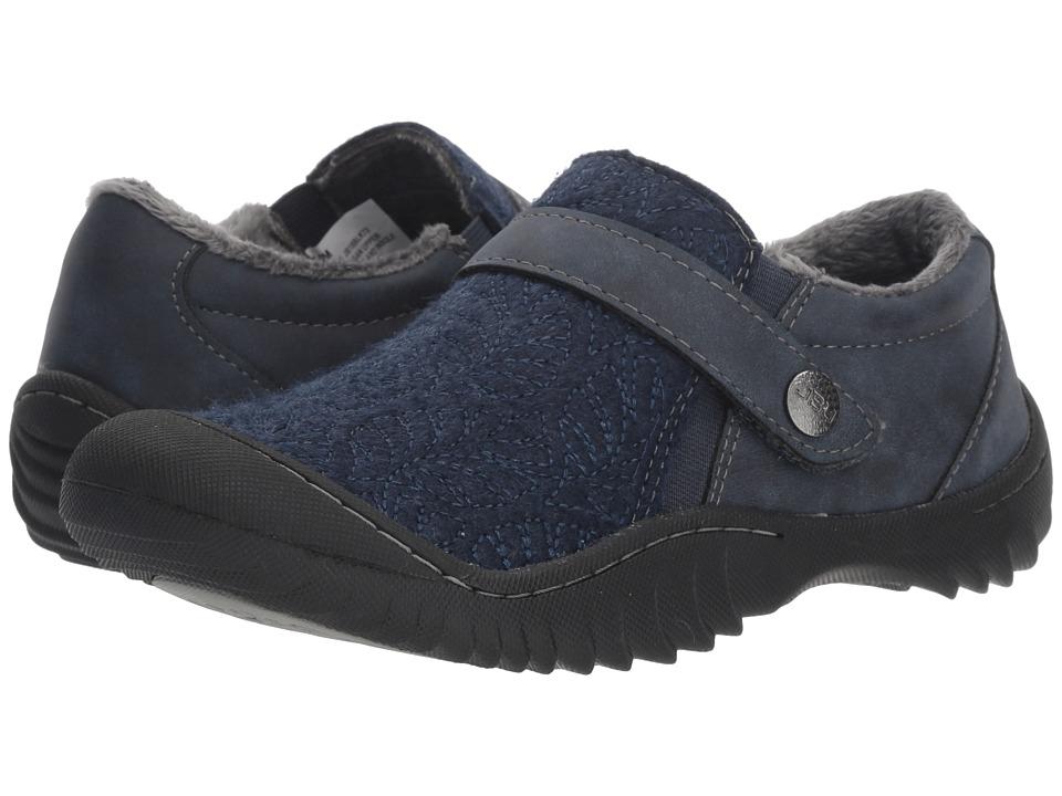 JBU Blakely (Navy) Women's Shoes