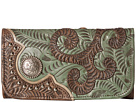 American West American West Annie's Secret Collection Trifold Wallet
