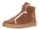 Kennel & Schmenger Basket High Suede and Fleece Sneaker