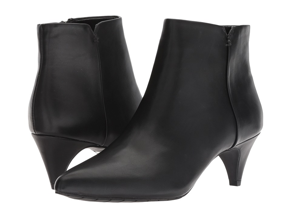 Kenneth Cole Reaction Kick Bit (Black Smooth) Women's Shoes