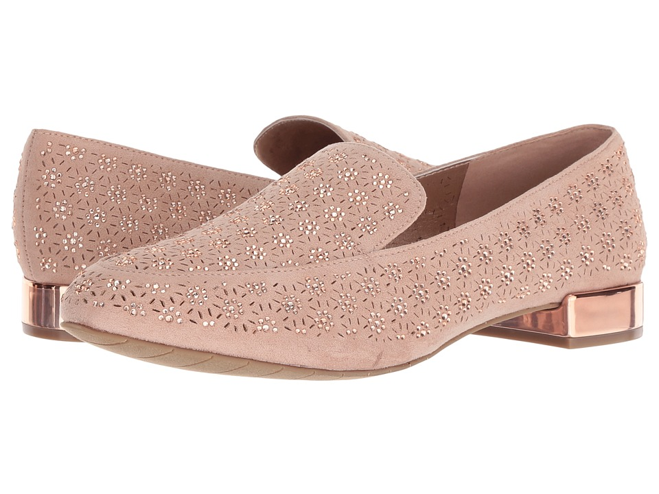 Kenneth Cole Reaction Jet Time (Rose Microsuede) Women's Shoes